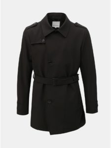 Čierny kabát Lindbergh