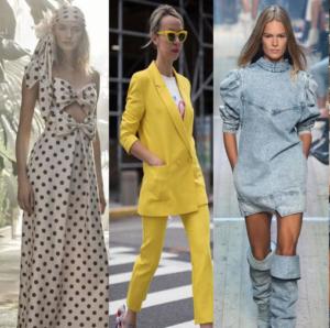 Top 5 jarných trendov, ktoré treba vyskúšať