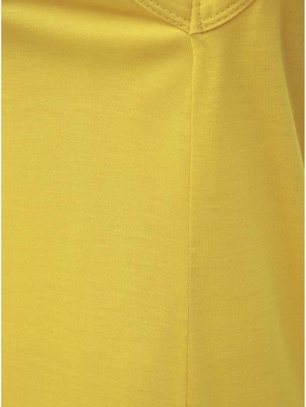 Žlté basic tielko Dorothy Perkins Tall