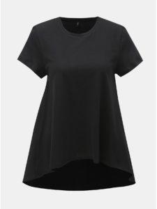 Čierne basic tričko ONLY Cathy