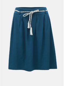 Modrá sukňa Ragwear Debbie