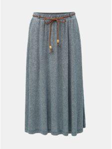 Modrá melírovaná sukňa Ragwear Reikko
