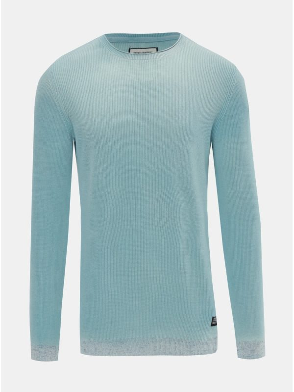 Svetlomodrý sveter Shine Original