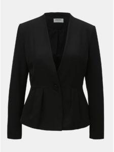 Čierne kostýmové sako VERO MODA AWARE Gemma