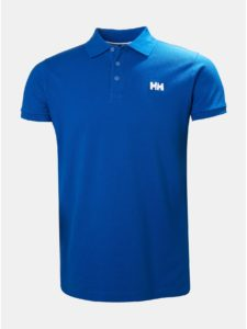 Modrá regular fit polokošeľa HELLY HANSEN Transat