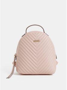 Svetloružový batoh ALDO Adrewien
