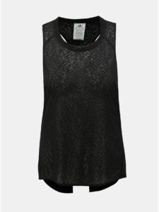 Čierne dámske tielko adidas Performance CTMPRY