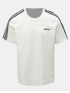 Biele pánske tričko adidas CORE Essentials