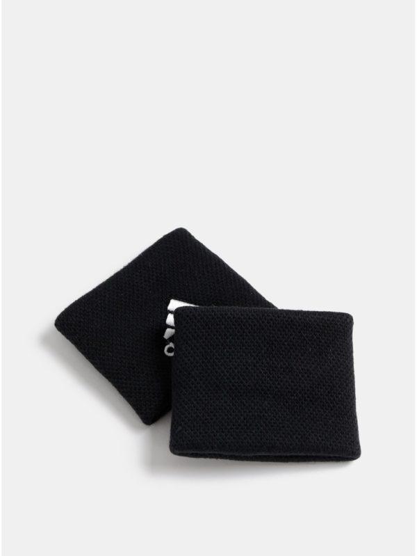 Čierne potítka adidas Performance TENNIS