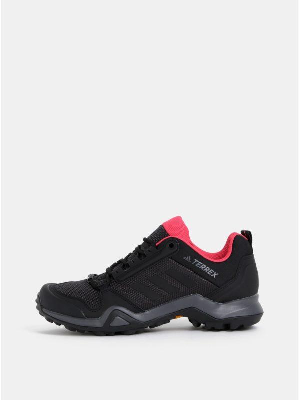 Čierne dámske tenisky adidas Performance Terrex AX3