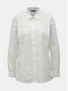 Biela košeľa M&Co