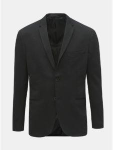 Čierne sako Jack & Jones Steven