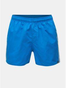 Modré pánske plavky adidas Performance