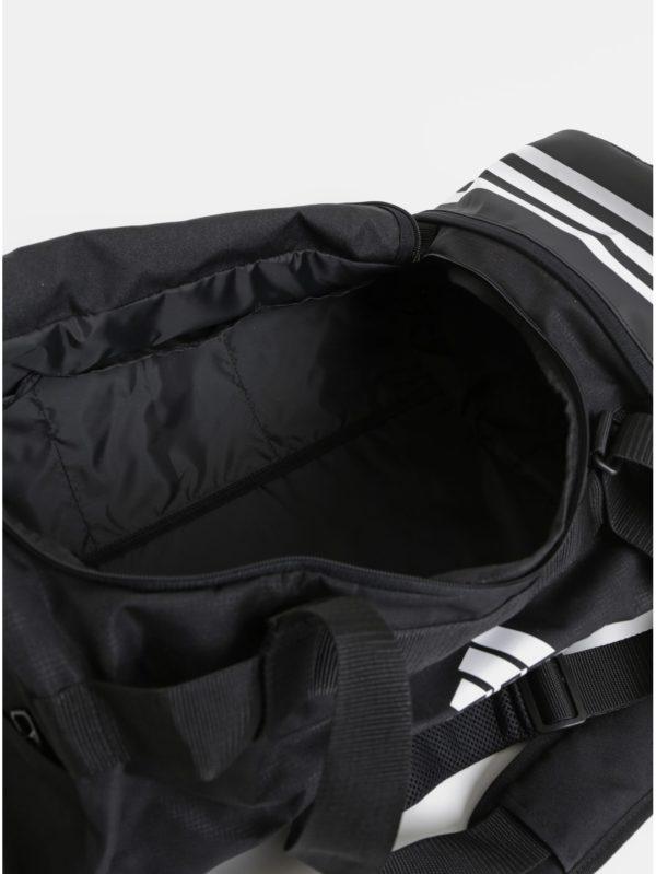 Čierna veľká športová taška adidas Performance