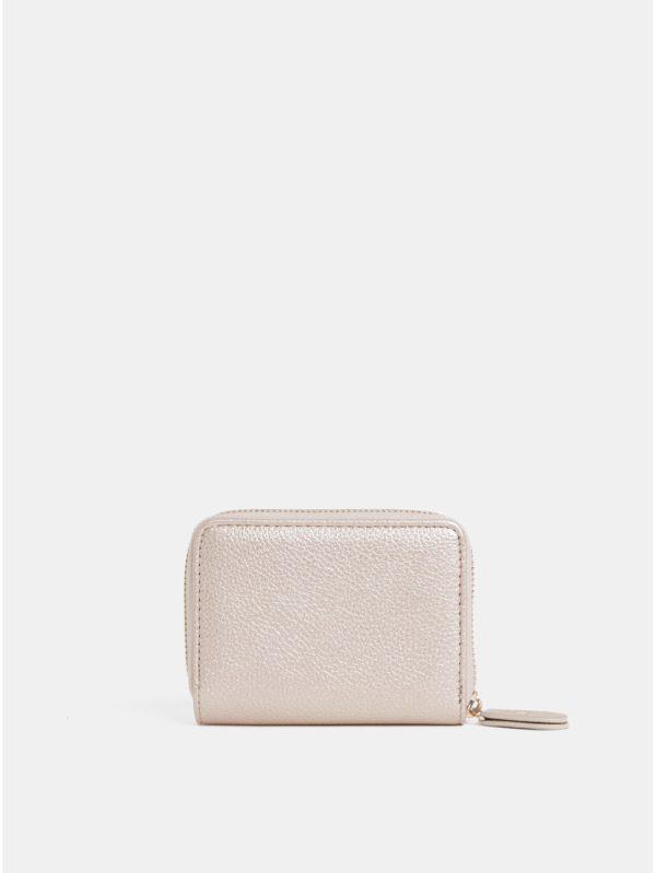 Peňaženka v ružovozlatej farbe Dorothy Perkins