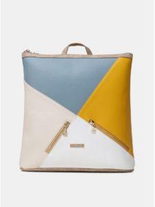 Béžovo–žltý batoh Desigual Helios Berna