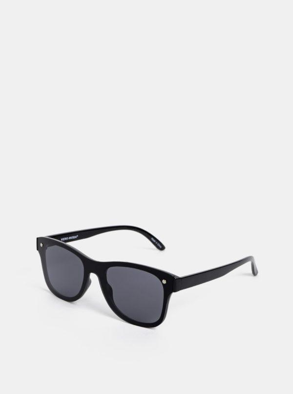 Čierne slnečné okuliare VERO MODA