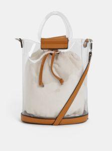 Béžová crossbody kabelka Haily´s Sallina