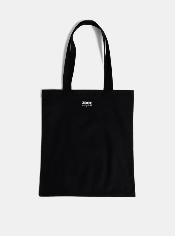Čierna plátená taška ZOOT Original Něco skrývám