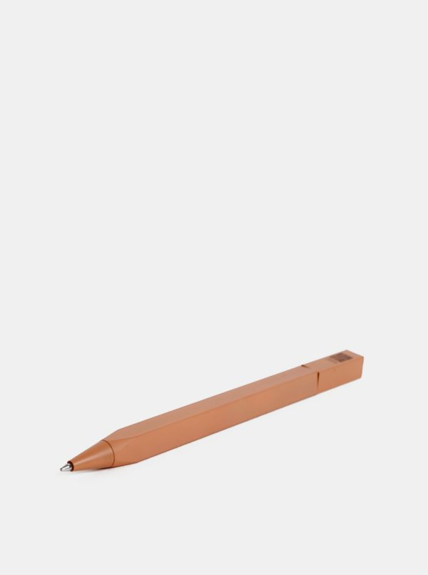 Starorúžové pero Design Letters