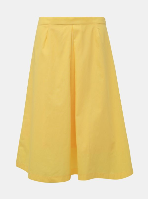 Žltá sukňa ZOOT Kinga