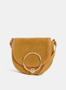 Hočicová crossbody kabelka v semišovej úprave Haily´s Ciara