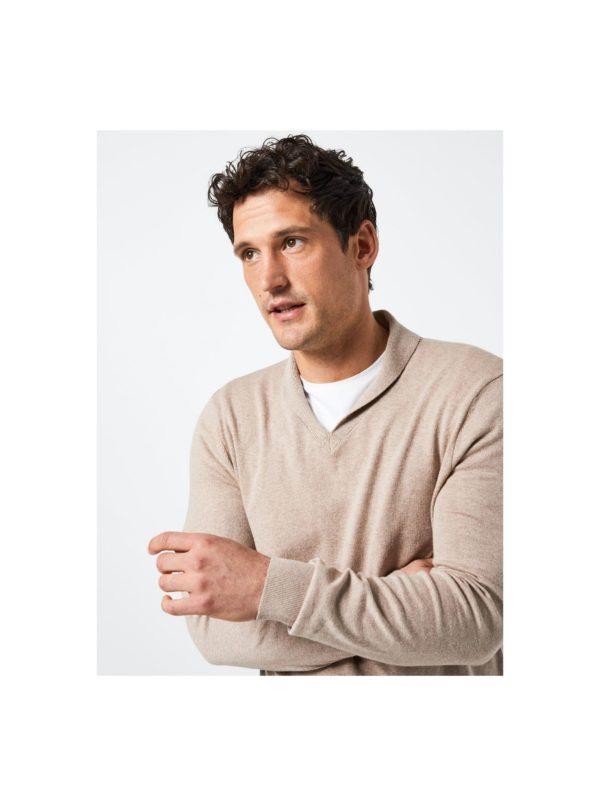 Béžový sveter Burton Menswear London