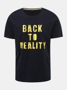 Tmavomodré tričko ONLY & SONS Bichelle