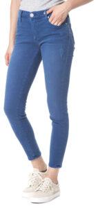 Dámske  Halle Jeans True Religion -  modrá