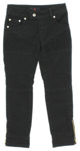 Dievčenské  Jeans detské John Richmond -  čierna
