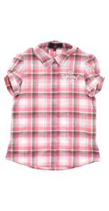 Dievčenské  Košeľa  detská John Richmond -  ružová