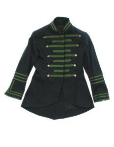Chlapčenské  Kabát detský John Richmond -  čierna