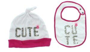 Dievčenské  Set detský pre dojčatá Diesel -  ružová biela