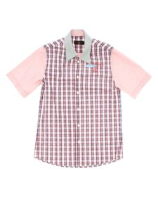 Chlapčenské  Košeľa  detská John Richmond -  ružová viacfarebná