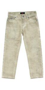 Chlapčenské  Jeans detské John Richmond -  béžová