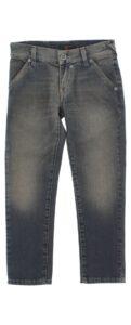 Chlapčenské  Jeans detské John Richmond -  modrá hnedá
