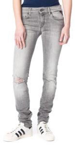 Dámske  Rose Jeans Replay -  šedá