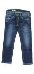 Chlapčenské  Jeans detské Pepe Jeans -  modrá