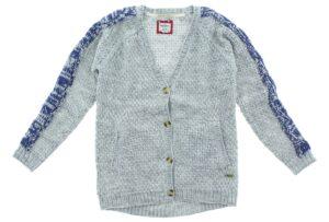 Dievčenské  Sveter detský Pepe Jeans -  šedá