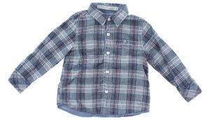 Chlapčenské  Košeľa  detská Pepe Jeans -  šedá