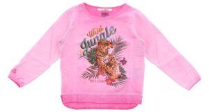 Dievčenské  Mikina detská Pepe Jeans -  ružová