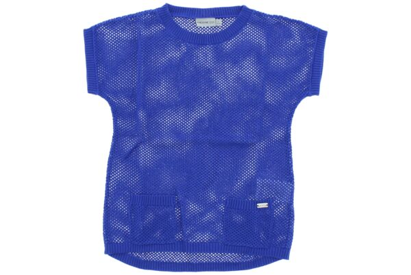 Dievčenské  Sveter detský Geox -  modrá