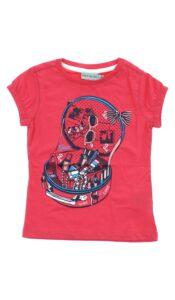 Dievčenské  Tričko detské Geox -  ružová