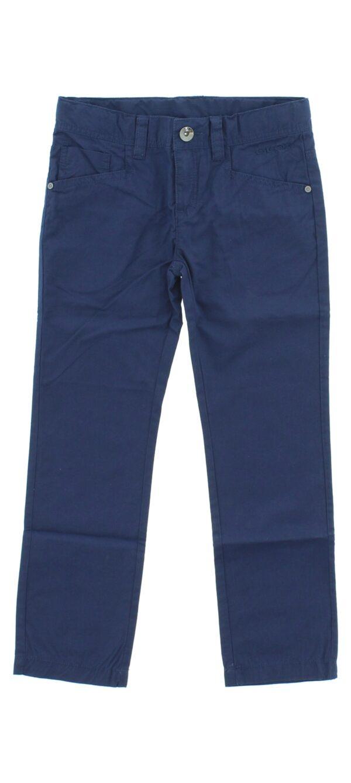 Chlapčenské  Nohavice detské Geox -  modrá
