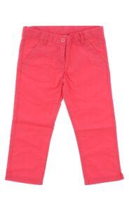 Dievčenské  3/4 nohavice detské Geox -  ružová