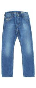 Chlapčenské  Jeans detské Diesel -  modrá