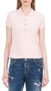 Dámske  Polo tričko Juicy Couture -  ružová