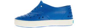 Chlapčenské  Miller Slip On detské Native Shoes -  modrá