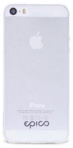 Pánske  Twiggy Gloss Obal na iPhone 5/5S/SE Epico -  biela