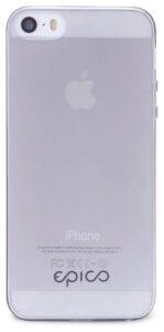 Pánske  Twiggy Gloss Obal na iPhone 5/5S/SE Epico -  čierna